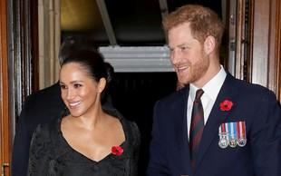 Harry in Meghan za božič z materjo vojvodinje susseške Dorio Ragland