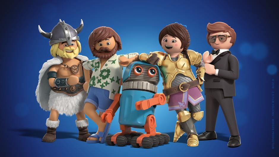 Decembra v kinu: Playmobil film (foto: PROMO)
