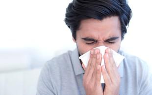 Kaj jesti in piti med prehladom ali gripo?