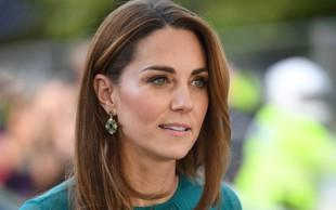 Britanci zaskrbljeni, Kate Middleton še nikoli tako zelo koščena