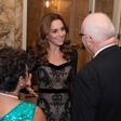 Kate Middleton v prozorni čipki, ki je bila videti kot, da je vojvodinja pokazala prav vse