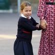 Kate Middleton razkrila, kako se princesa Charlotte zabava na kraljevih hodnikih