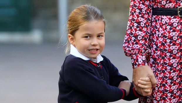 Kate Middleton razkrila, kako se princesa Charlotte zabava na kraljevih hodnikih (foto: Profimedia)