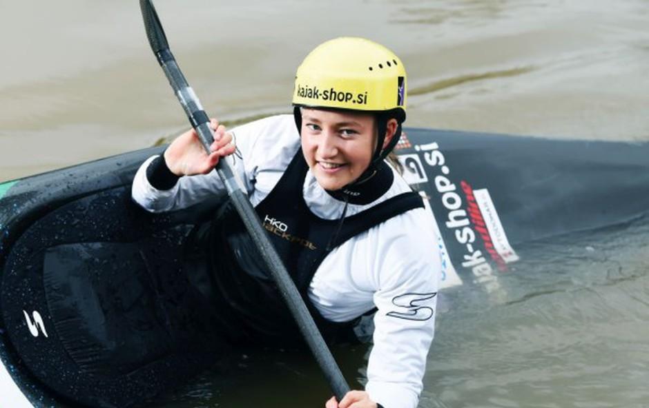 Večkratna državna prvakinja dokazuje, da je s predanostjo, strastjo in trdim delom mogoče doseči cilje (foto: Mateja Jordovič Potočnik)