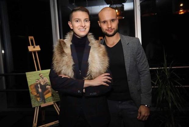 Kdo je desna roka Damjana Murka? Ne, to ni njegova žena! (foto: Klavdija Vnuk)