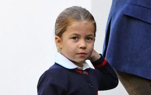 Voditelj zbijal šale na račun princese Charlotte, kasneje pa je moral vse pojasniti Kate Middleton in princu Williamu