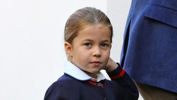 Voditelj zbijal šale na račun princese Charlotte, kasneje pa je moral vse pojasniti Kate Middleton in princu Williamu (foto: Profimedia)