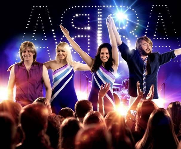 Skupina ABBA REVIVAL, ki prihaja v Ljubljano, pazi na to, da zvenijo in zgledajo kot originalna skupina ABBA (foto: Promo foto)
