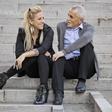 Očeta in hčer, Branka in Evo Breznikar, odlikuje izjemna vztrajnost