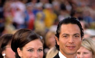 Julia Roberts in Benjamin Bratt sta bila par tri leta.