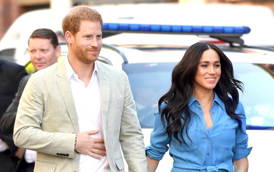 Na dan prišla resnica o poročni fotografiji Meghan Markle in princa Harryja (foto: Profimedia)