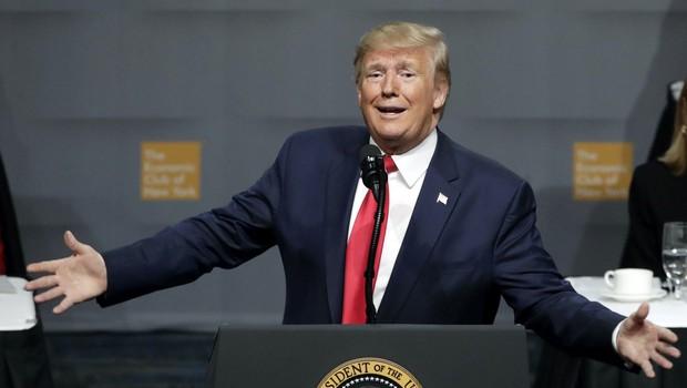 Donald Trump pravi: ZDA ne bodo plačevale za varnost Harryja in Meghan (foto: Profimedia)