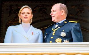 Monaška princesa Charlene povedala, kakšen oče je v resnici princ Albert