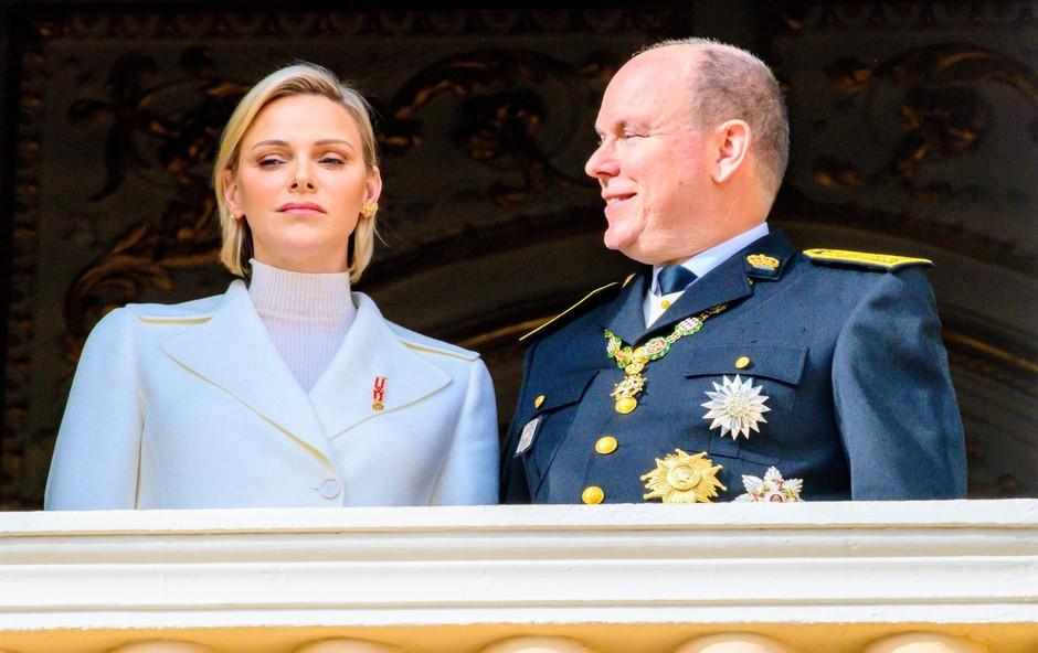 Monaška princesa Charlene povedala, kakšen oče je v resnici princ Albert (foto: Profimedia)