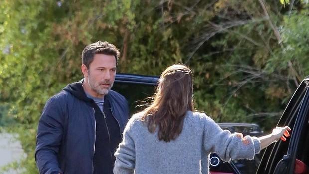Ben Affleck in Jennifer Garner sta se sprla sredi ceste! Za kaj je šlo? (foto: Profimedia)