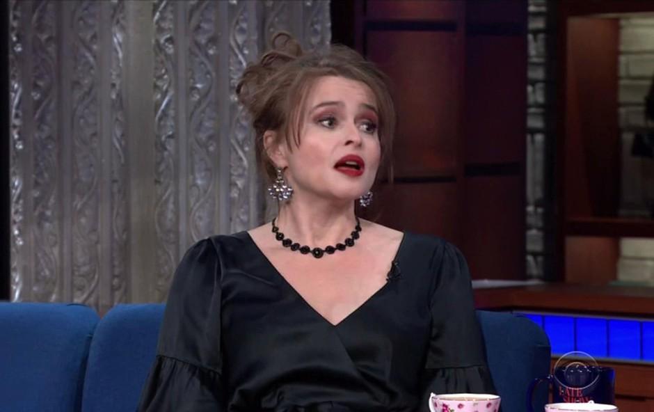 Igralka Helena Bonham Carter je dala vojvodinji Meghan Markle zlata vreden nasvet (foto: Profimedia)
