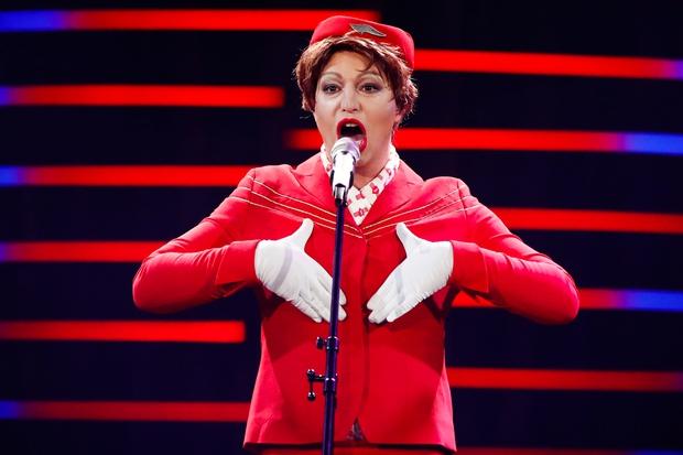 Daphne o Srđanu: Tole je bilo pa nekaj kar mi je dušo in srce pogrelo (foto: Miro Majcen / POP TV)