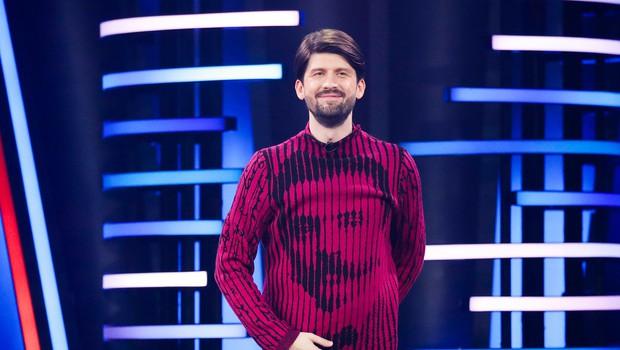 Kot otrok sem veliko plesal z mamo, gospe so hodile po ples, pravi Tomaž Mihelič, nova plesoča zvezda (foto: Miro Majcen / POP TV)