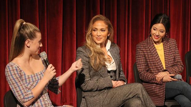 Jennifer Lopez z nenavadnim imidžem, ki ji odlično pristoji! (foto: Profimedia)