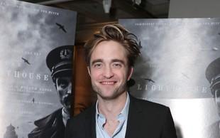 Robert Pattinson ni najbolj navdušen nad seboj