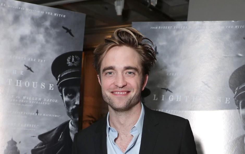 Robert Pattinson ni najbolj navdušen nad seboj (foto: Profimedia)