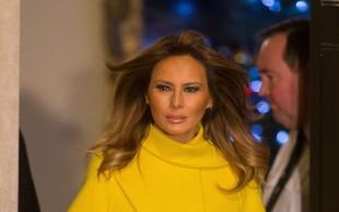 Melania Trump iskreno o tem, da se je tudi sin Barron okužil s koronavirusom in o poteku bolezni pri njej