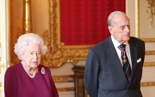 Biografija princa Philipa: Vedno je bil zvesti sopotnik britanske kraljice Elizabete II.