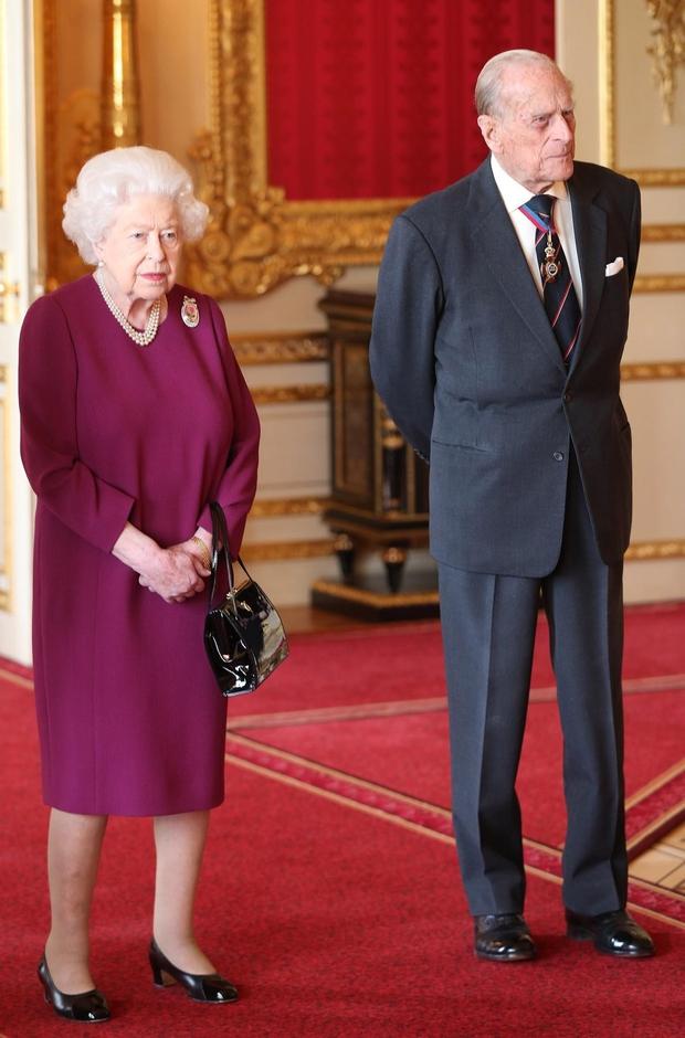 Kraljica Elizabeta II in princ Philip. (foto: Ken Goff Rota/Goff Photos/Profimedia)