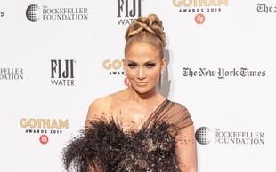 Jennifer Lopez ponovno navdušila s svojim videzom