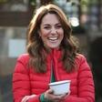 Kate Middleton razkrila, da je princ Louis že rekel prve besede in da želi prav povsod z njo