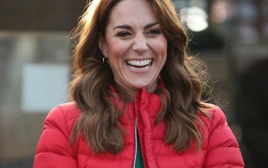 Kate Middleton obiskuje tečaje tenisa, nad tem športom je navdušena! (foto: Profimedia)
