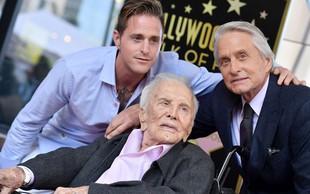 Kirk Douglas praznuje 103 leta