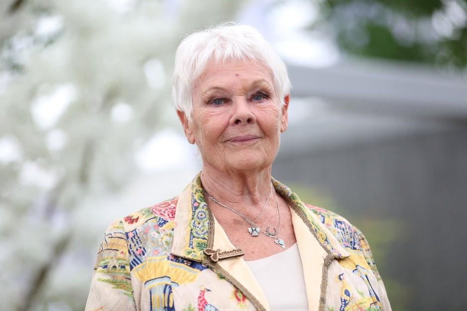 Judi Dench slavi 85 let (foto: Profimedia)