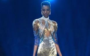 Nova miss Universe je 26 letna Južnoafričanka Zozibini Tunzi