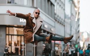 Vrhunski akrobat Filip Kržišnik za okraševanje nima potrpljenja