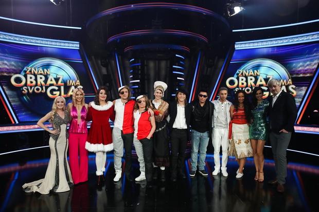 Kaj nam pripravljajo znani obrazi za veliki finale in kdo bo na vrhu? (foto: Miro Majcen / POP TV)