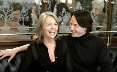 Z Diane Keaton v filmu Ljubezen je ena luštna stvar iz leta 2003, v katerem je igral tudi Jack Nicholson.