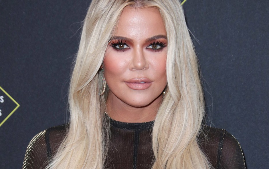 Oglejte si ljubek posnetek hčerke Khloe Kardashian (foto: Profimedia)