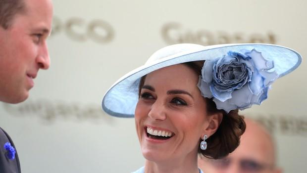 Kate Middleton razkrila, katere so bile prve besede princa Louisa (foto: Profimedia)