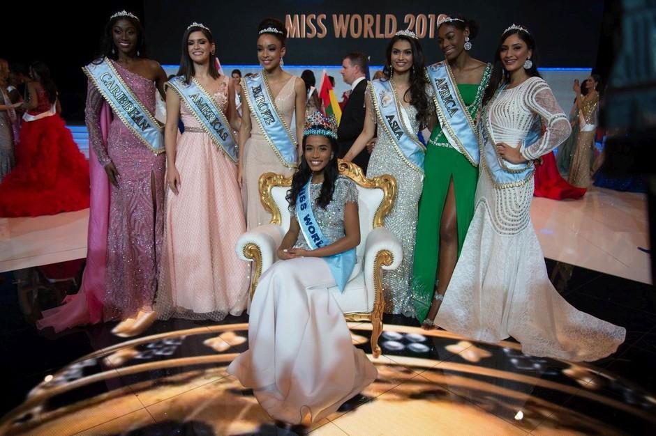Miss sveta 2019 (foto: Profimedia)