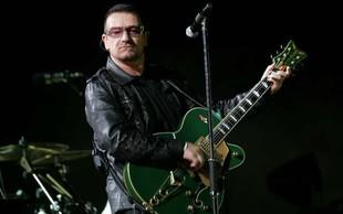 Irski rockerji U2 so prvič nastopili v Indiji