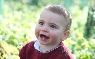 Kate Middleton povedala, katero hrano princ Louis naravnost obožuje