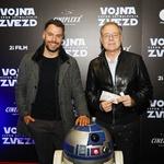 Ekskluzivna premiera VOJNA ZVEZD: VZPON SKYWALKERJAv Cineplexxu Kranj (foto: Promocijsko gradivo)