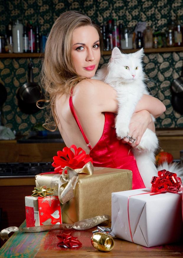 Kaj Tari Zupančič pomeni božič in kje bo preživela najdaljšo noč v letu? (foto: Katja Žagar)