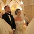 Poročil se je Cecin sin oziroma to je bila srbska poroka desetletja
