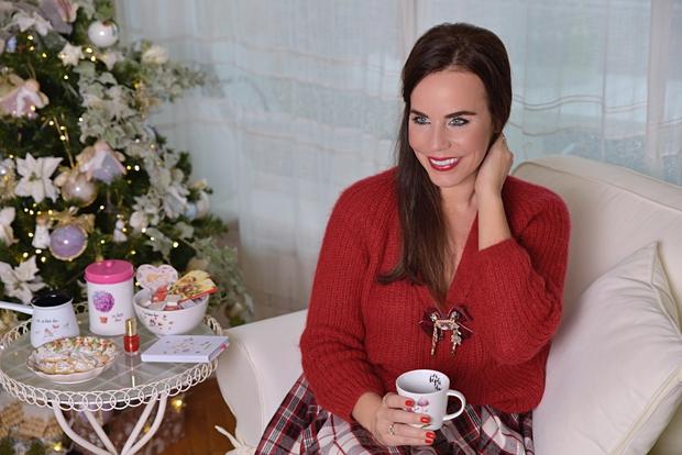 Lorella Flego o tem, kaj vse obleči in predvsem kaj ne obleči za božič (foto: Zen)
