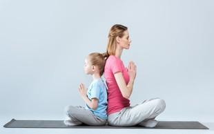 Joga z žuželkami – najbolj preprosti jogijski položaji za najmanjše