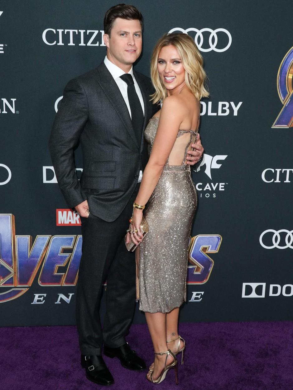 Scarlett in Colin sta zaročena, a datuma poroke še nista določila. (foto: Image Press Agency/Alamy/Alamy/Profimedia)
