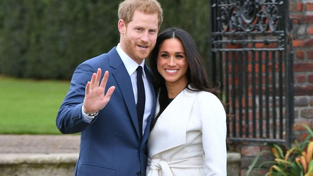 Oglejte si 12 očarljivih fotografij princa Harryja in Meghan Markle, ki ste jih morda zamudili (foto: Profimedia)