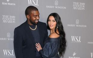 Kaj se pravzaprav dogaja z zakonom Kim Kardashian in Kanyeja Westa? Očitno je prišlo do preobrata!